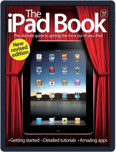 The iPad Book Vol 1 Revised Edition July 24th, 2012 Digital Back Issue Cover
