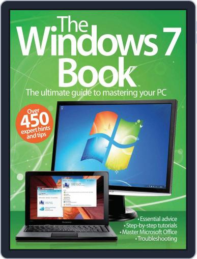 The Windows 7 Book July 25th, 2012 Digital Back Issue Cover