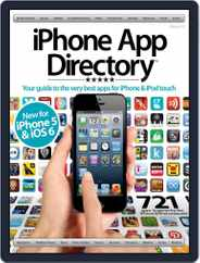 iPhone App Directory Vol 10 Magazine (Digital) Subscription October 1st, 2012 Issue