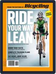 Bicycling - Ride your way lean Magazine (Digital) Subscription November 1st, 2016 Issue