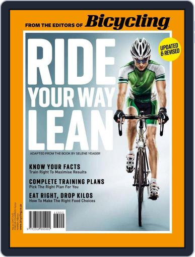 Bicycling - Ride your way lean Magazine (Digital) November 1st, 2016 Issue Cover