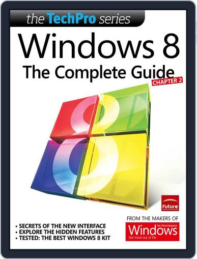 Windows 8: The Complete Guide Magazine (Digital) December 6th, 2012 Issue Cover