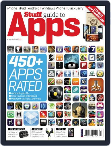 Stuff Guide to Apps Magazine (Digital) November 28th, 2012 Issue Cover