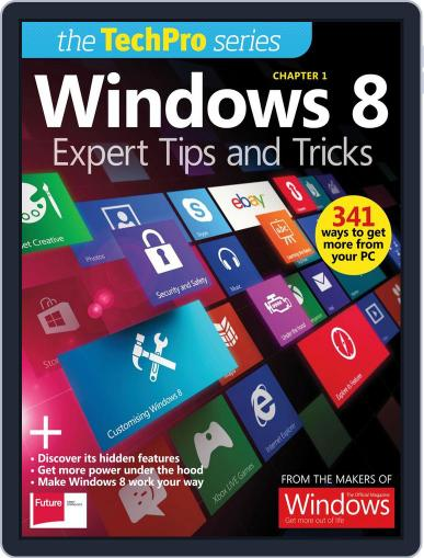 Windows 8: Expert Tips and Tricks Magazine (Digital) February 19th, 2013 Issue Cover