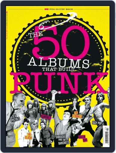 NME: The 50 Albums That Built Punk Magazine (Digital) February 28th, 2013 Issue Cover