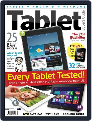 Tablet Buyers Guide Magazine (Digital) April 24th, 2013 Issue Cover