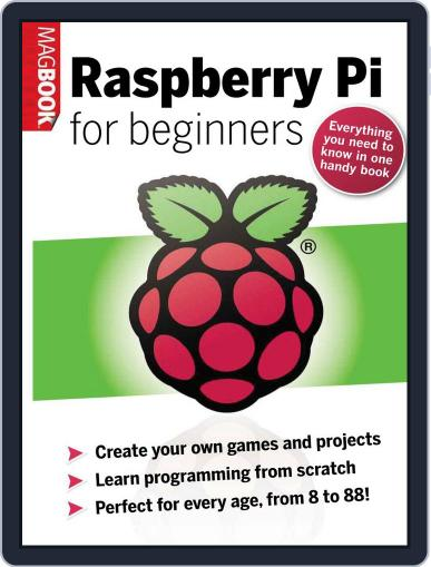 Raspberry Pi for Beginners Mag Book Magazine (Digital) May 13th, 2013 Issue Cover