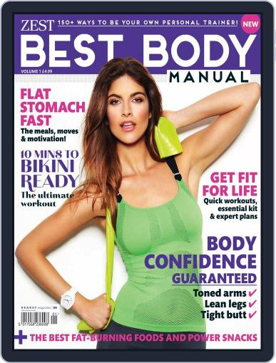 Zest's Best Body Manual Magazine (Digital) May 29th, 2013 Issue Cover
