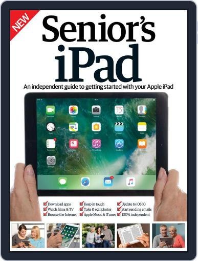 Senior's Edition: iPad October 1st, 2016 Digital Back Issue Cover