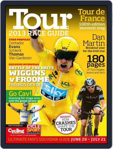 Tour 2013 June 4th, 2013 Digital Back Issue Cover