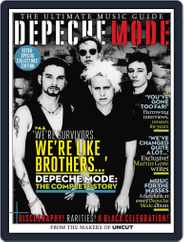 Depeche Mode - The Ultimate Music Guide Magazine (Digital) Subscription August 7th, 2013 Issue