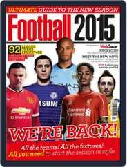 Football 2015 Magazine (Digital) Subscription September 5th, 2014 Issue