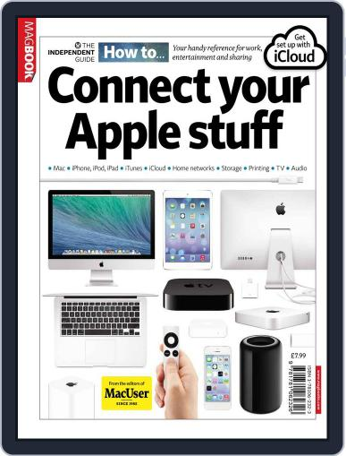 How to Connect Your Apple Stuff Magazine (Digital) August 13th, 2013 Issue Cover