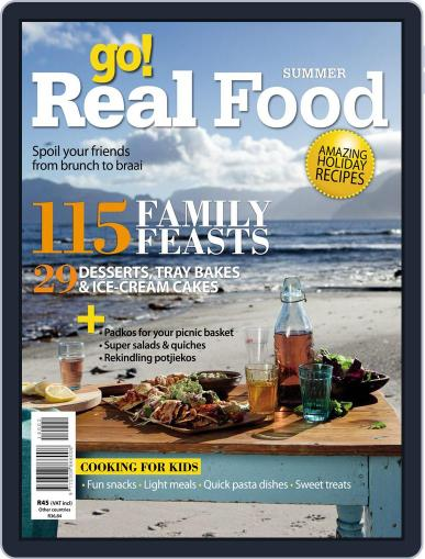 go! Real Food Magazine (Digital) September 21st, 2014 Issue Cover
