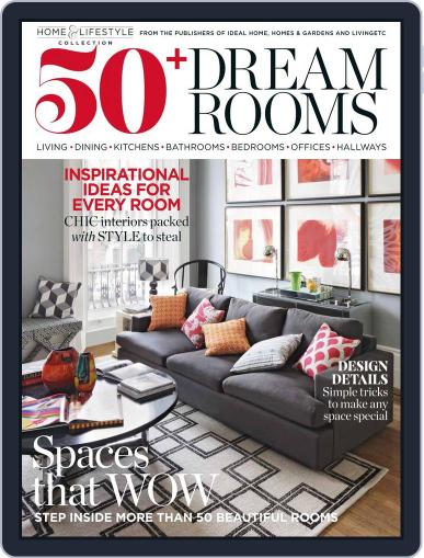 50 Dream Rooms September 3rd, 2013 Digital Back Issue Cover