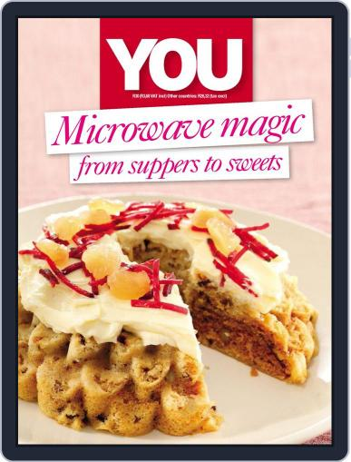YOU Microwave Magic Magazine (Digital) September 13th, 2013 Issue Cover