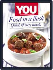 YOU Food in a Flash Magazine (Digital) Subscription January 1st, 1970 Issue
