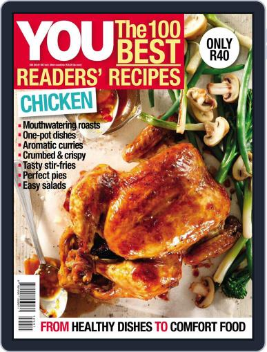 YOU Readers 100 Best Chicken Recipes Magazine (Digital) January 1st, 1970 Issue Cover
