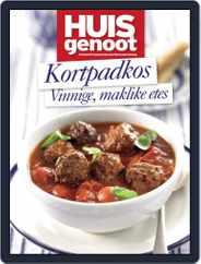 Huisgenoot Kortpadkos Magazine (Digital) Subscription September 12th, 2013 Issue