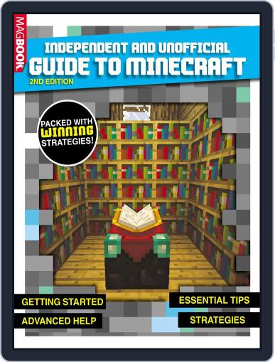 The Independent Guide to Minecraft August 7th, 2015 Digital Back Issue Cover