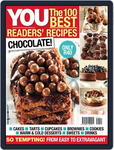 YOU Chocolate October 29th, 2013 Digital Back Issue Cover