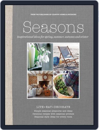 Seasons Magazine (Digital) February 5th, 2014 Issue Cover