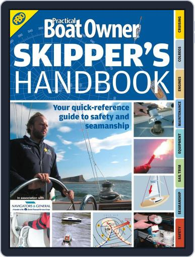 Practical Boat Owner Skippers' Handbook Magazine (Digital) April 21st, 2014 Issue Cover
