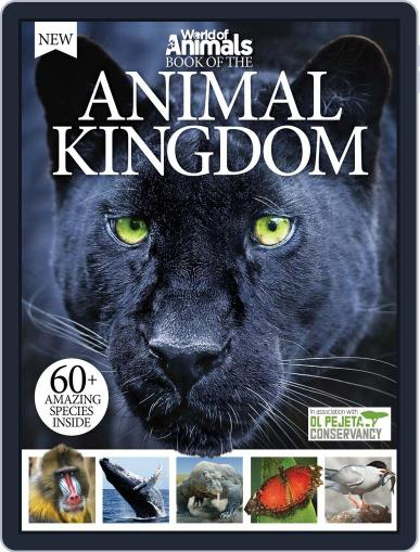 World of Animals Book of the Animal Kingdom Magazine (Digital) May 1st, 2016 Issue Cover