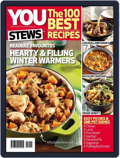 You Stews Magazine (Digital) June 17th, 2014 Issue Cover