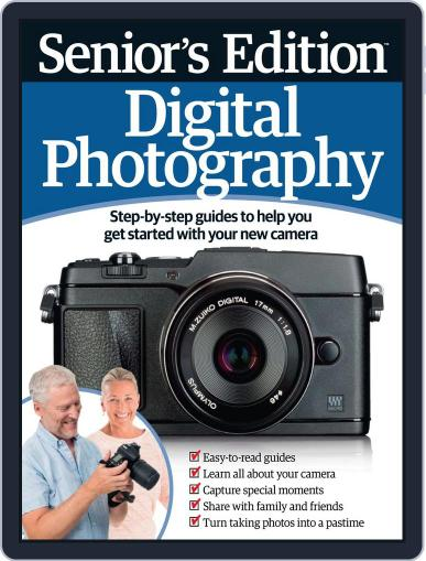 Seniors Edition Digital Photography Magazine July 3rd, 2014 Issue Cover