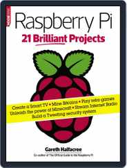 Raspberry Pi 21 Brilliant Projects Magazine (Digital) Subscription July 18th, 2014 Issue