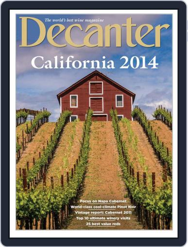 California Magazine (Digital) August 5th, 2014 Issue Cover