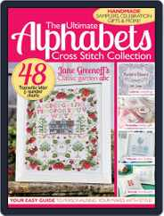 The Ultimate Alphabets Cross Stitch Collection Magazine (Digital) Subscription September 10th, 2014 Issue