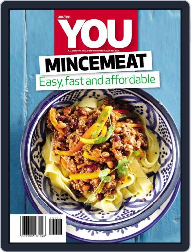 YOU Mincemeat September 23rd, 2014 Digital Back Issue Cover