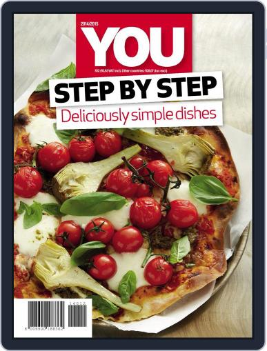 YOU Step by Step September 23rd, 2014 Digital Back Issue Cover