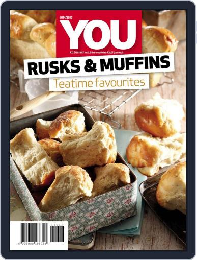 YOU Rusks and Muffins Magazine (Digital) September 23rd, 2014 Issue Cover