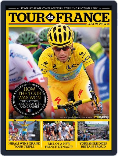 Tour de France 2014 Review September 15th, 2014 Digital Back Issue Cover