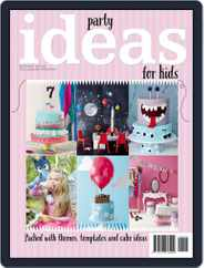 Ideas Kid's Party Magazine (Digital) Subscription October 12th, 2014 Issue