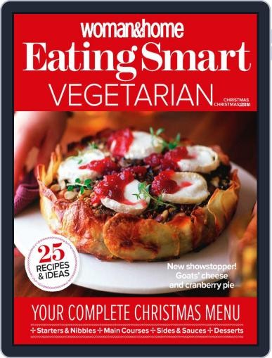 Eating Smart Christmas. Vegetarian