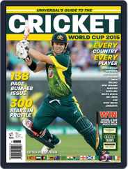 Cricket World Cup 2015 Magazine (Digital) Subscription November 13th, 2014 Issue
