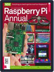 Raspberry Pi Annual Magazine (Digital) Subscription January 2nd, 2018 Issue