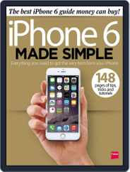 iPhone 6 Made Simple Magazine (Digital) Subscription April 11th, 2015 Issue