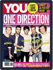 YOU One Direction Magazine (Digital) Subscription February 1st, 2015 Issue