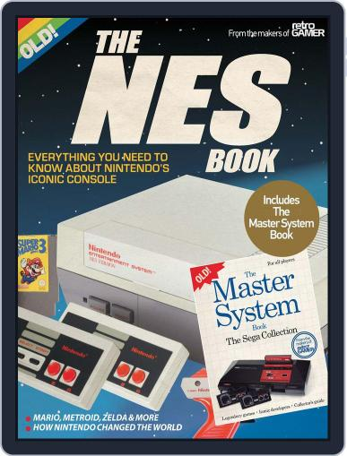 The NES / Master System Book April 1st, 2016 Digital Back Issue Cover