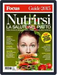 Focus Guida Alimentazione Magazine (Digital) Subscription April 17th, 2015 Issue