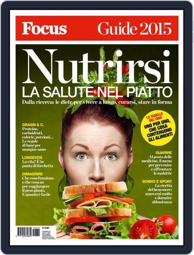 Focus Guida Alimentazione Magazine (Digital) April 17th, 2015 Issue Cover