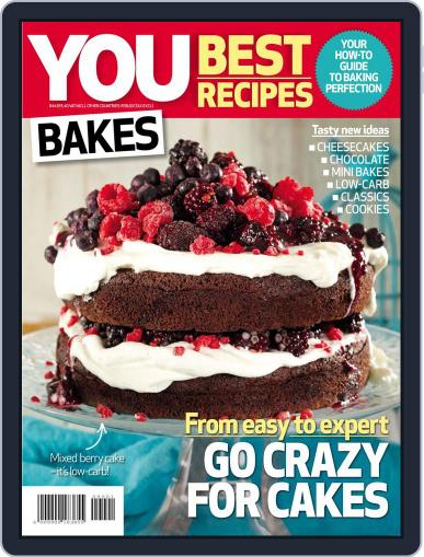 YOU Bake July 28th, 2015 Digital Back Issue Cover