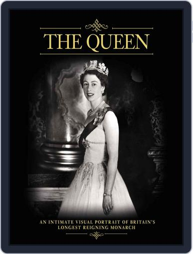 The Queen United Kingdom August 7th, 2015 Digital Back Issue Cover
