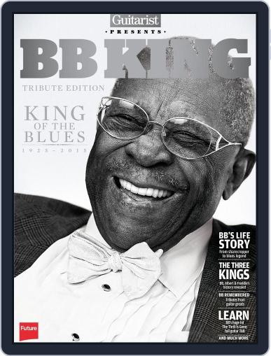 BB King Tribute Edition Magazine (Digital) September 7th, 2015 Issue Cover