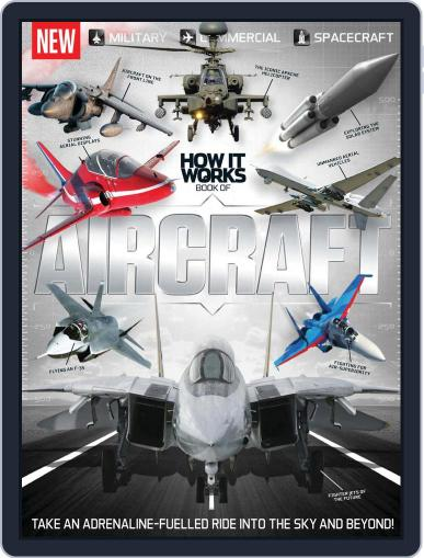 How It Works Book of Aircraft Magazine (Digital) June 16th, 2016 Issue Cover